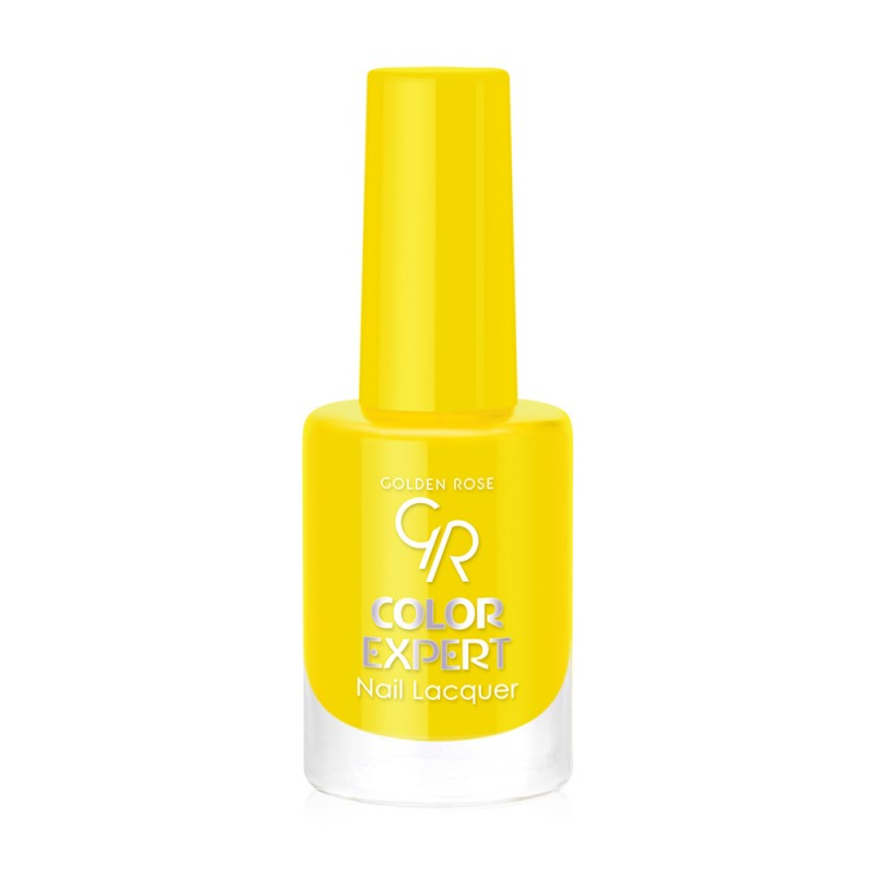 Color Expert Nail Lacquer-132- Trwały lakier do paznokci - Golden Rose