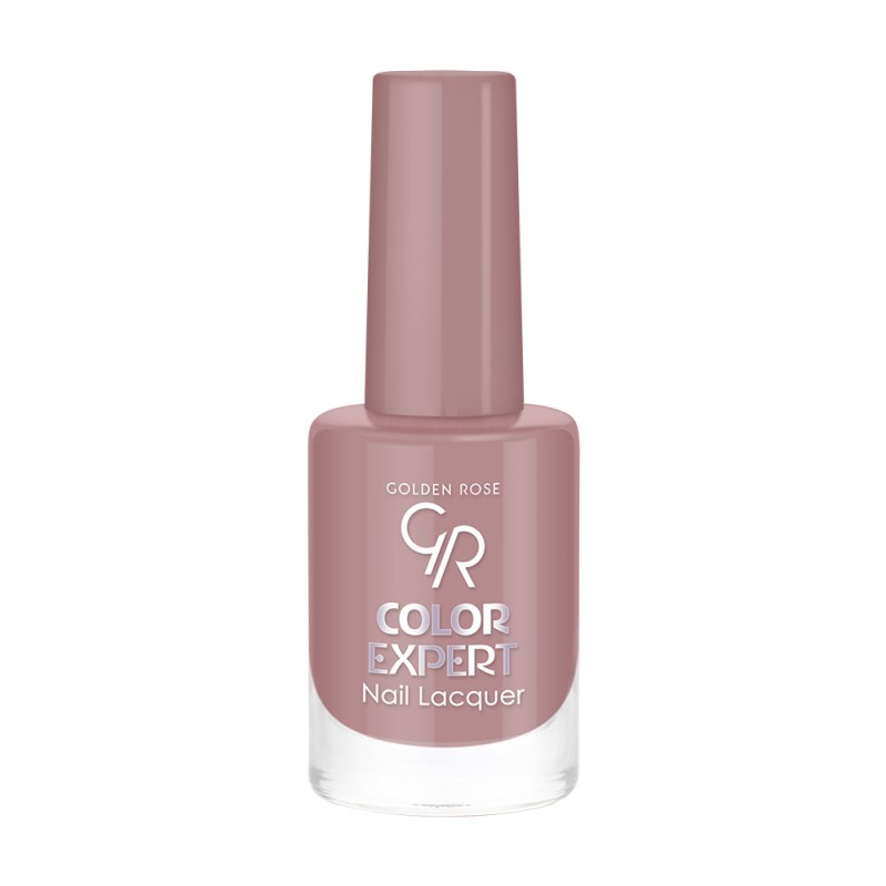 Color Expert Nail Lacquer-137- Trwały lakier do paznokci - Golden Rose