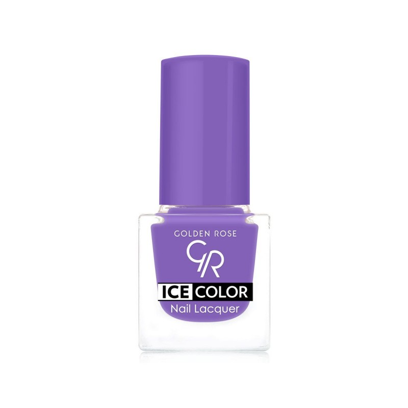 Ice Color Nail Lacquer – Lakier do paznokci - 131 - Golden Rose