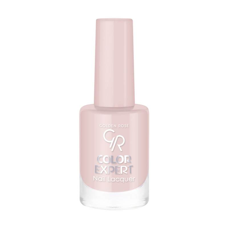 Color Expert Nail Lacquer-141- Trwały lakier do paznokci - Golden Rose