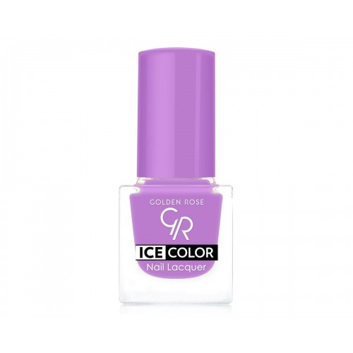 Golden Rose Ice Color Nail Lacquer 132 Lakier do paznokci