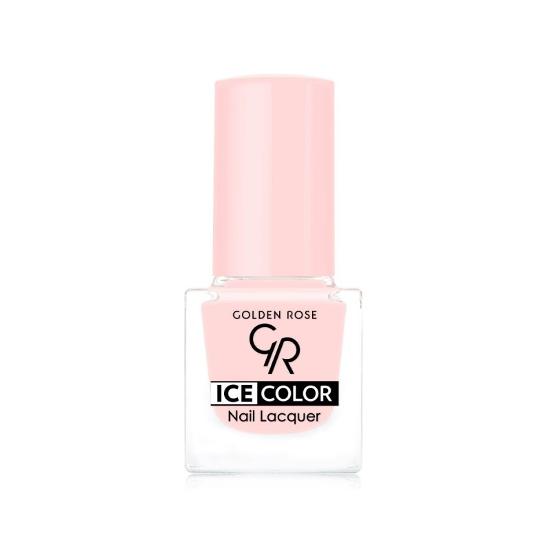 Ice Color Nail Lacquer – Lakier do paznokci - 133 - Golden Rose