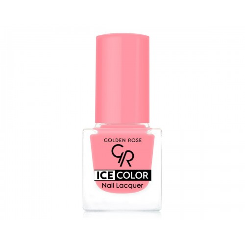 Ice Color Nail Lacquer – Lakier do paznokci - 136 - Golden Rose
