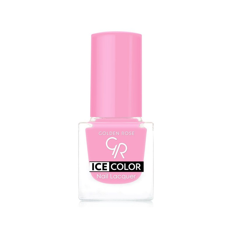 Ice Color Nail Lacquer – Lakier do paznokci - 137 - Golden Rose