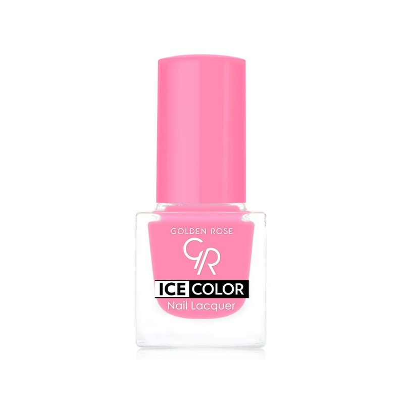 Golden Rose Ice Color Nail Lacquer 138 Lakier do paznokci