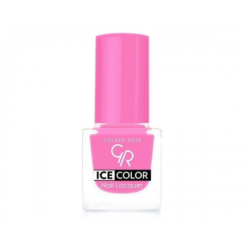 Golden Rose Ice Color Nail Lacquer 139 Lakier do paznokci