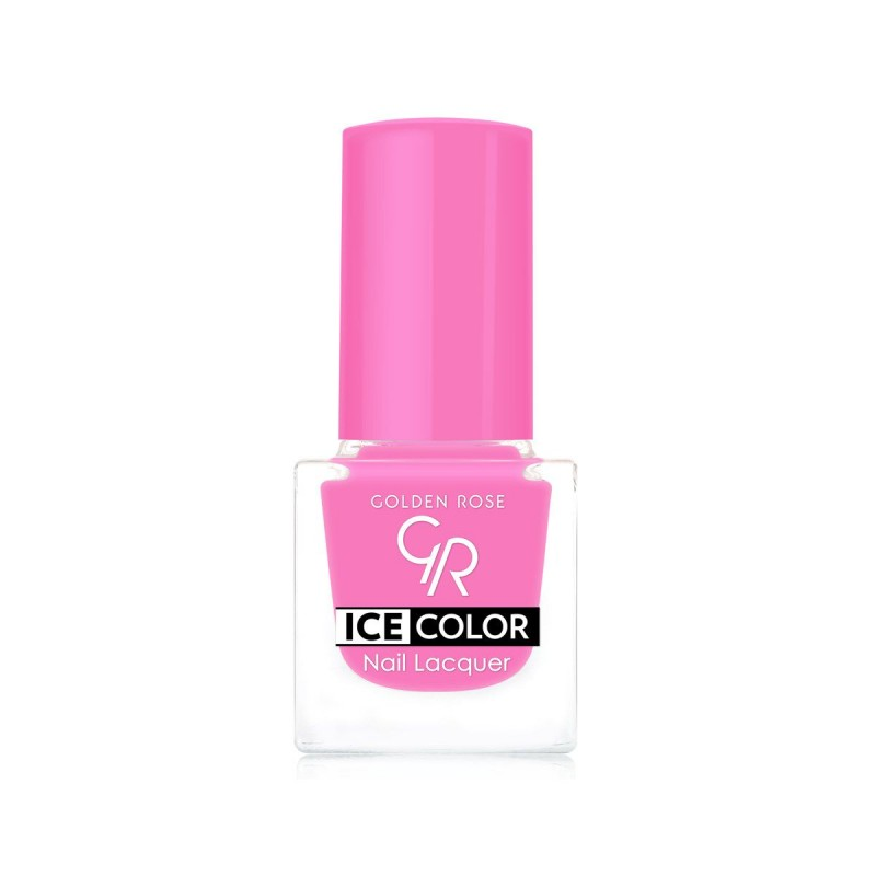 Ice Color Nail Lacquer – Lakier do paznokci - 139 - Golden Rose