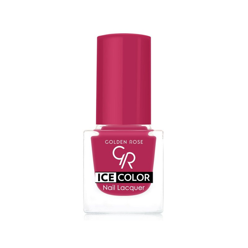 Golden Rose Ice Color Nail Lacquer 140 Lakier do paznokci