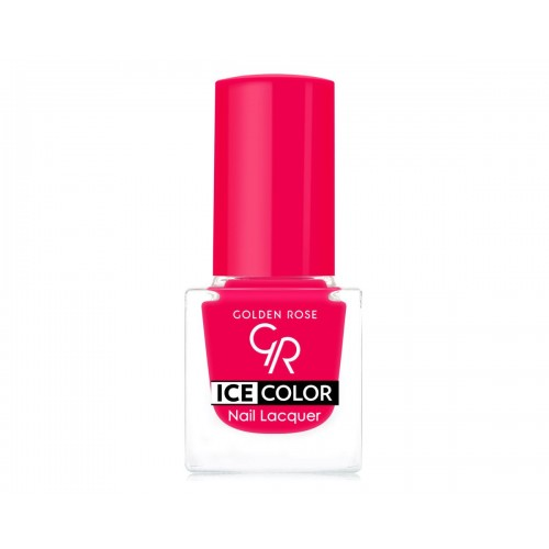 Ice Color Nail Lacquer – Lakier do paznokci - 141 - Golden Rose