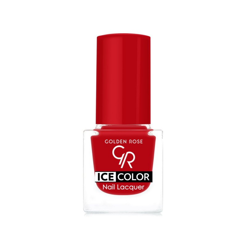 Golden Rose Ice Color Nail Lacquer 142 Lakier do paznokci