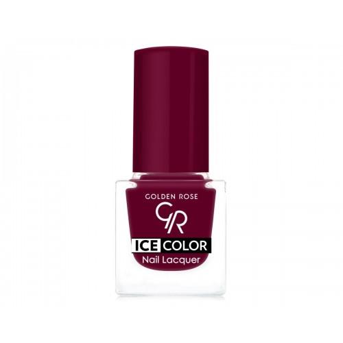 Ice Color Nail Lacquer – Lakier do paznokci - 143 - Golden Rose