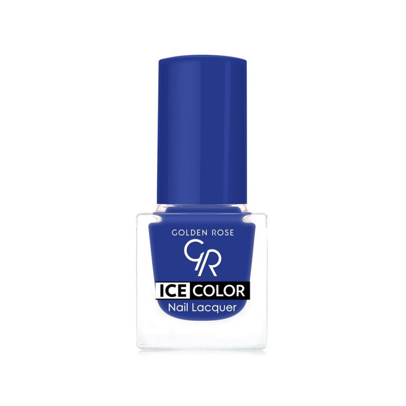Golden Rose Ice Color Nail Lacquer 145 Lakier do paznokci