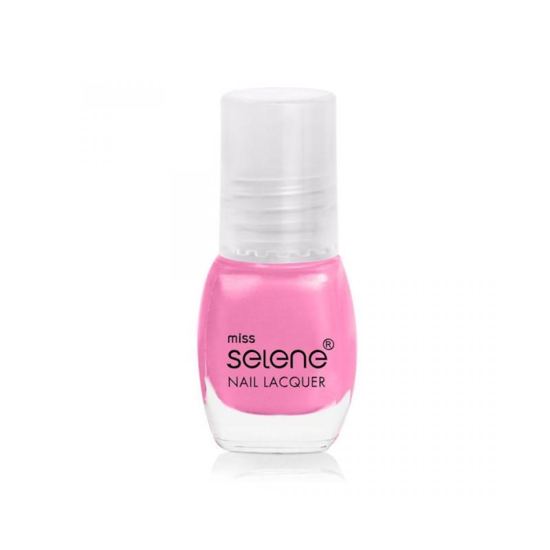 Mini Nail Lacquer - Mini lakier do paznokci- 123 - Miss Selene