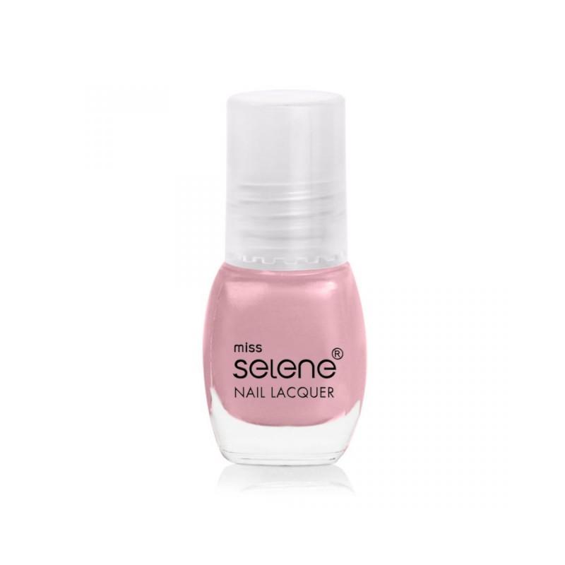 Golden Rose Miss Selena Mini Nail Lacquer 125 Mini lakier do paznokci