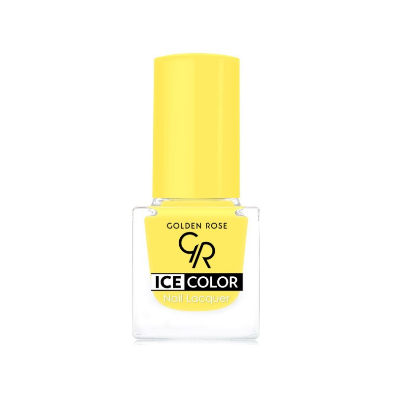 Ice Color Nail Lacquer – Lakier do paznokci - 146 - Golden Rose