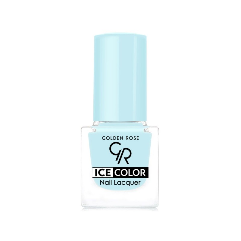 Ice Color Nail Lacquer – Lakier do paznokci - 148  - Golden Rose