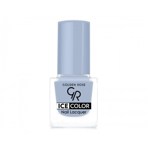 Ice Color Nail Lacquer – Lakier do paznokci - 147 - Golden Rose