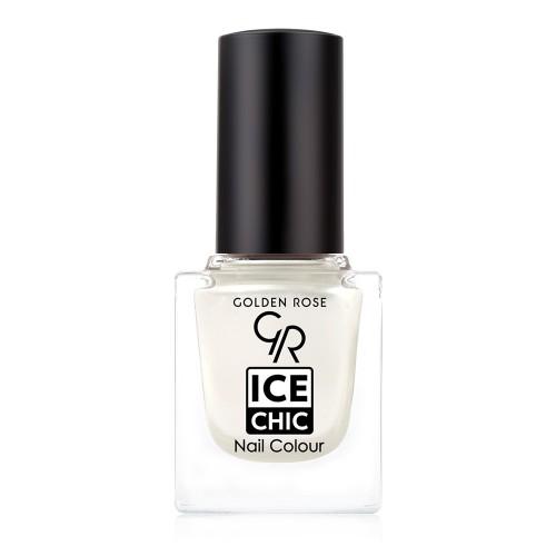 Ice Chic Nail Colour - Lakier do paznokci - 02- Golden Rose