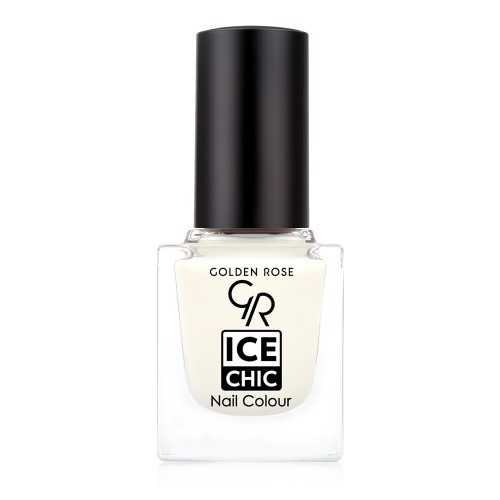 Ice Chic Nail Colour - Lakier do paznokci - 03- Golden Rose
