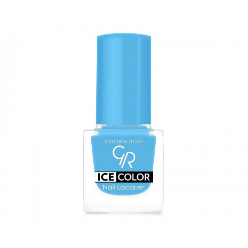 Ice Color Nail Lacquer – Lakier do paznokci - 151 - Golden Rose