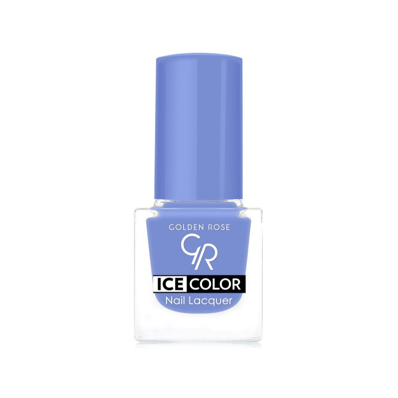 Ice Color Nail Lacquer – Lakier do paznokci - 152 - Golden Rose