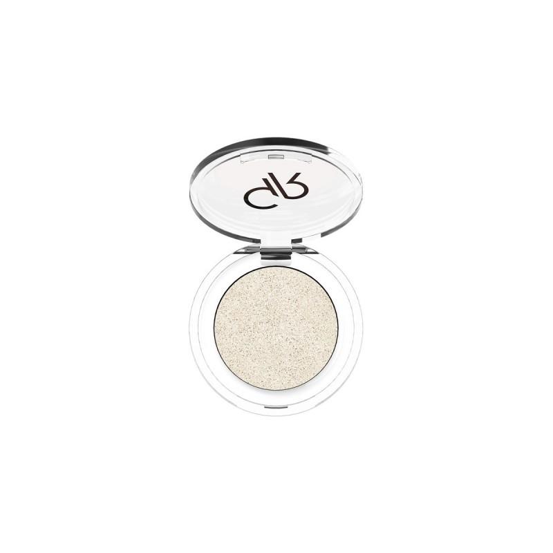 Golden Rose Soft Color Shimmer Mono Eyeshadow 83 Brokatowy cień do powiek