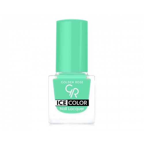 Ice Color Nail Lacquer – Lakier do paznokci - 153 - Golden Rose