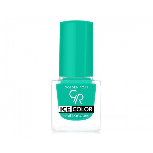 Ice Color Nail Lacquer – Lakier do paznokci - 154 - Golden Rose
