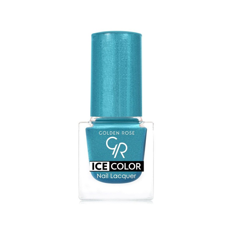 Ice Color Nail Lacquer – Lakier do paznokci - 155 - Golden Rose