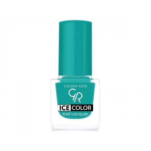 Ice Color Nail Lacquer – Lakier do paznokci - 156 - Golden Rose
