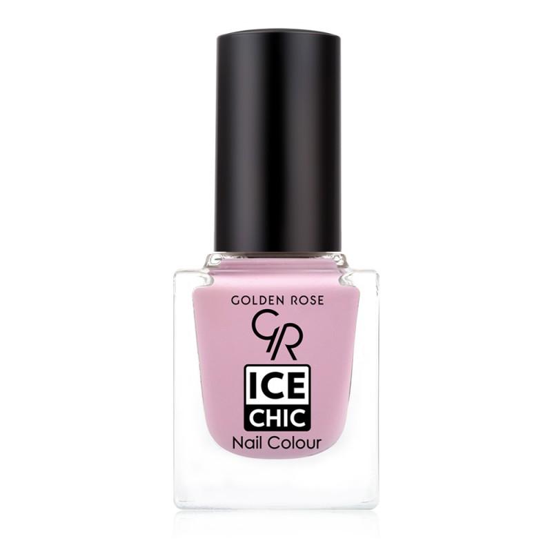 Golden Rose Ice Chic Nail Colour 10 Lakier do paznokci