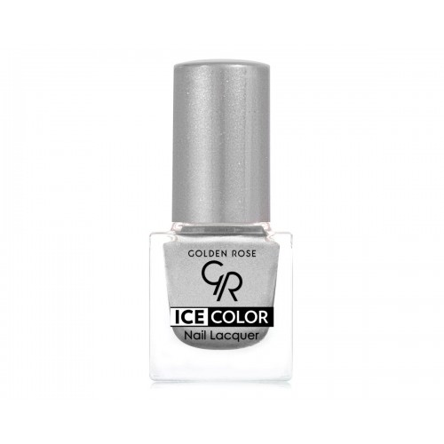 Ice Color Nail Lacquer – Lakier do paznokci - 157 - Golden Rose