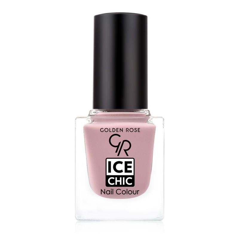 Ice Chic Nail Colour - Lakier do paznokci - 11- Golden Rose