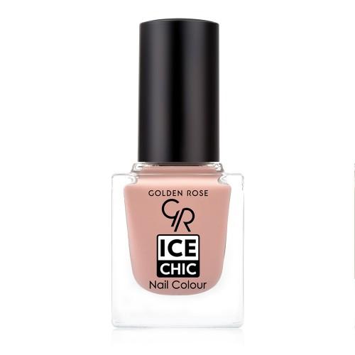 Ice Chic Nail Colour - Lakier do paznokci - 13- Golden Rose
