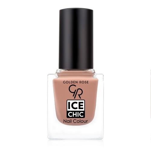 Ice Chic Nail Colour - Lakier do paznokci - 14- Golden Rose