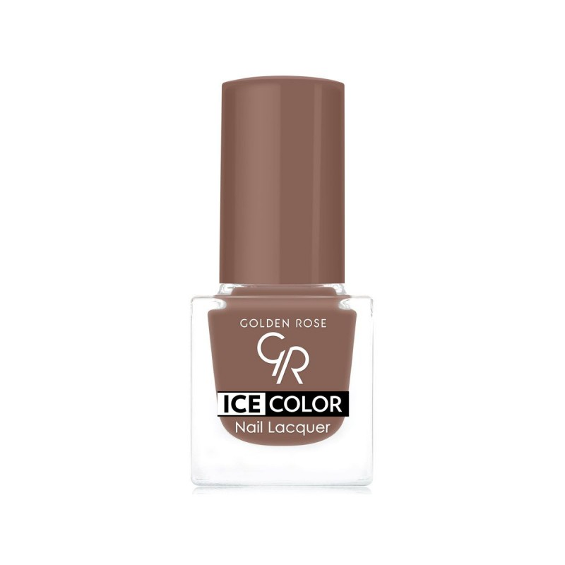 Ice Color Nail Lacquer – Lakier do paznokci - 161 - Golden Rose