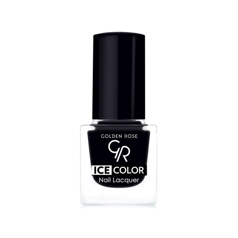 Ice Color Nail Lacquer – Lakier do paznokci - 162 - Golden Rose