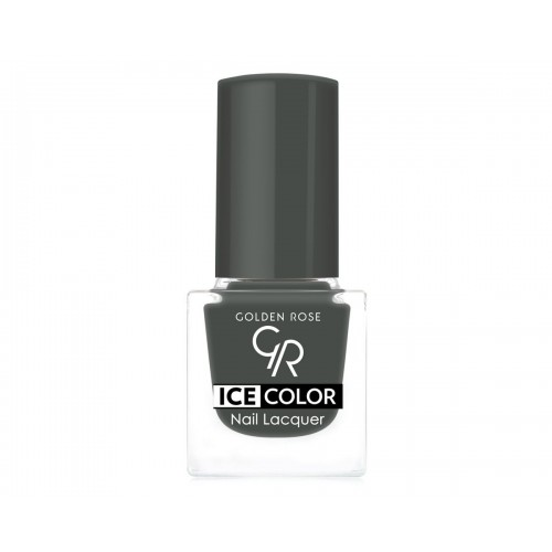 Ice Color Nail Lacquer – Lakier do paznokci - 163 - Golden Rose