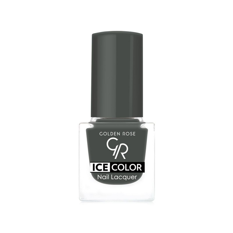 Golden Rose Ice Color Nail Lacquer 163 Lakier do paznokci