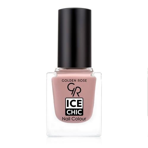 Ice Chic Nail Colour - Lakier do paznokci - 15- Golden Rose