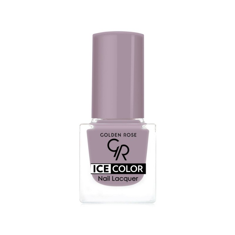 Ice Color Nail Lacquer – Lakier do paznokci - 165 - Golden Rose