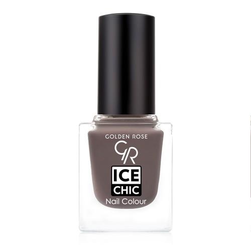 Ice Chic Nail Colour - Lakier do paznokci - 16- Golden Rose