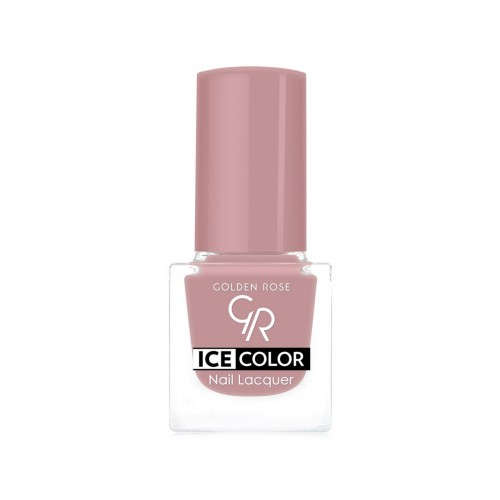 Ice Color Nail Lacquer – Lakier do paznokci - 166 - Golden Rose