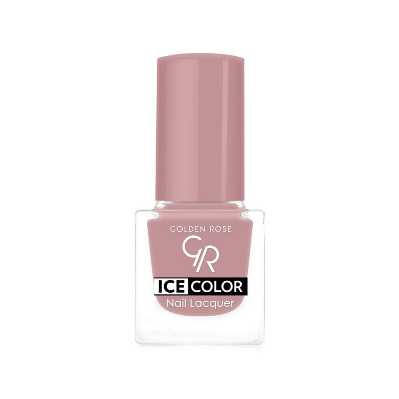 Golden Rose Ice Color Nail Lacquer 166 Lakier do paznokci