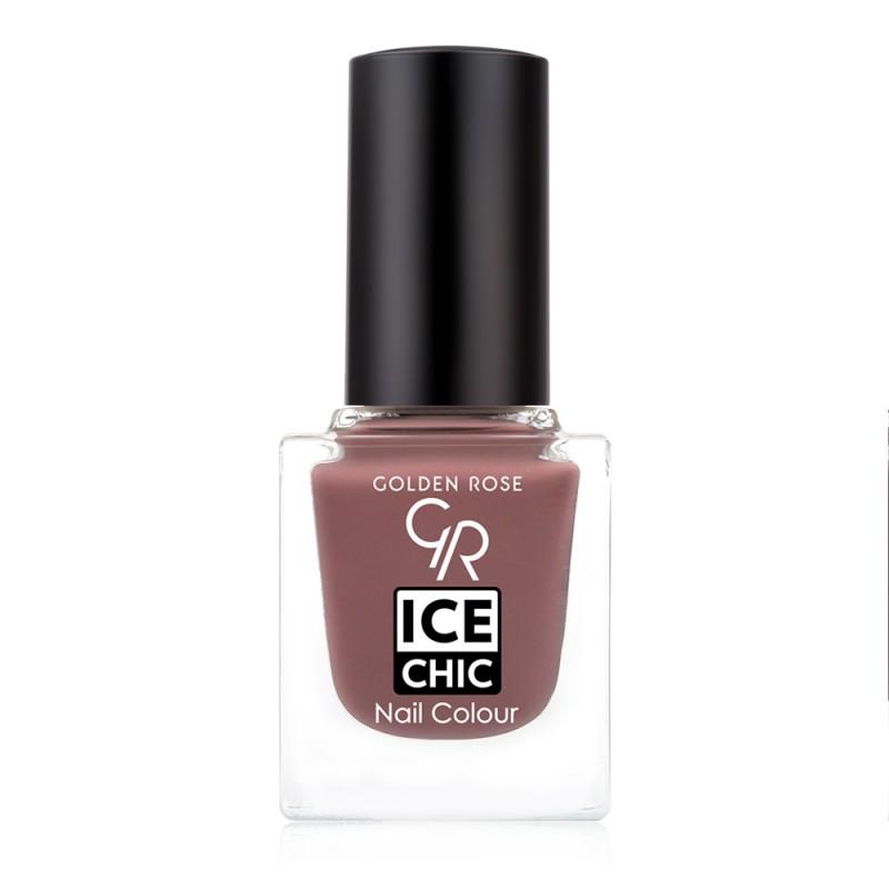 Ice Chic Nail Colour - Lakier do paznokci - 17- Golden Rose