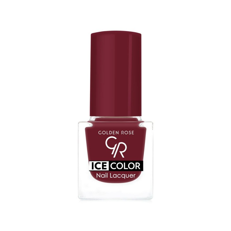 Ice Color Nail Lacquer – Lakier do paznokci - 167 - Golden Rose