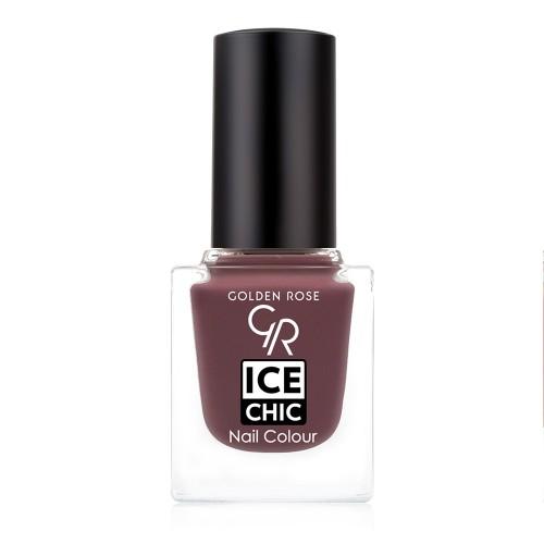 Ice Chic Nail Colour - Lakier do paznokci - 18- Golden Rose