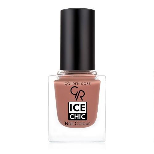 Ice Chic Nail Colour - Lakier do paznokci - 19- Golden Rose