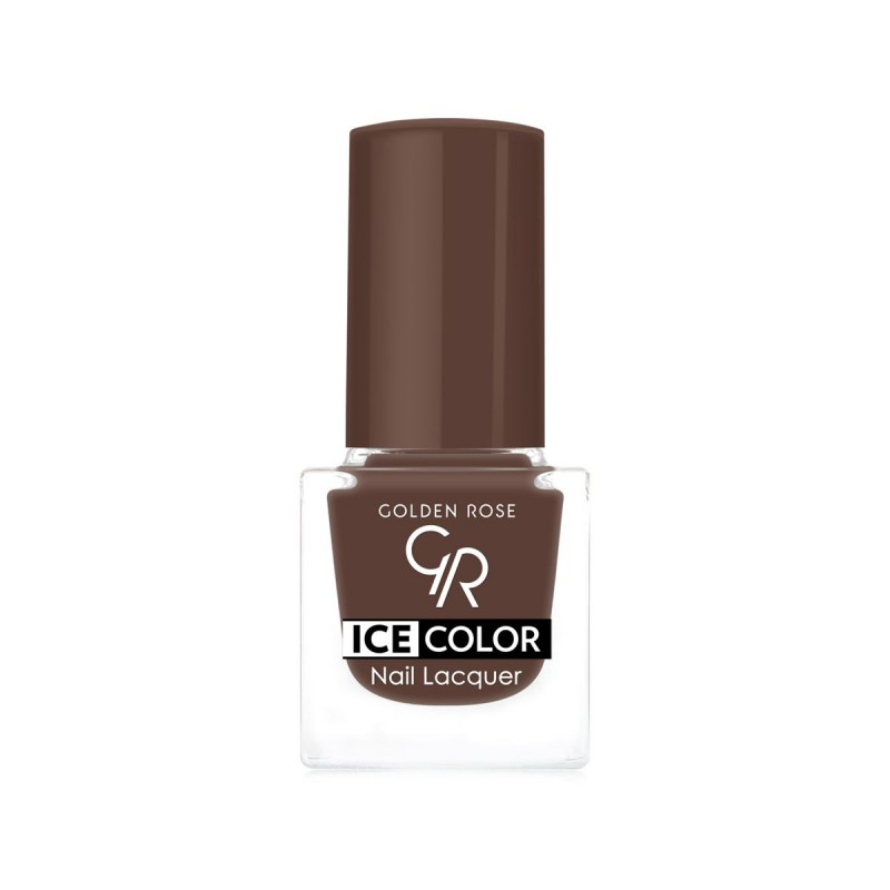 Ice Color Nail Lacquer – Lakier do paznokci - 169 - Golden Rose