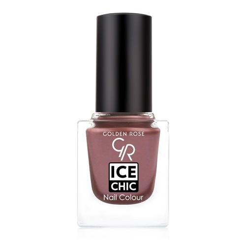 Ice Chic Nail Colour - Lakier do paznokci - 20- Golden Rose